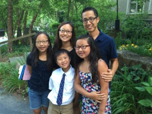Hyun Family Portrait