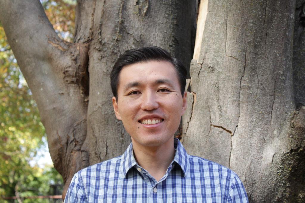 Juwon Suh Portrait