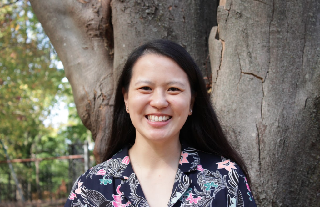 Children's Ministry Director Samantha Chan Kim